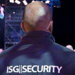 evenementen beveiliger isg security