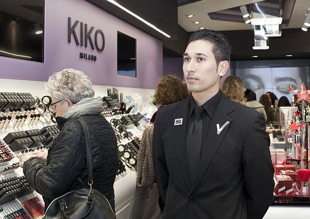winkelbewaking isg security 4 - kiko