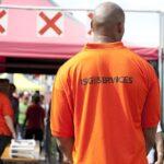 Beveiliger ervaren weinig werkdruk in verhouding tot andere beroepen
