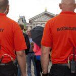 evenementen beveiligers isg security nederland