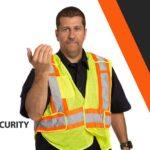 Verkeersregelaar isg security nederland